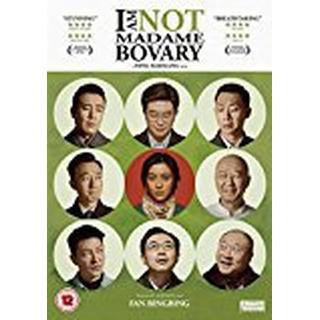 I Am Not Madame Bovary [DVD] [2017]